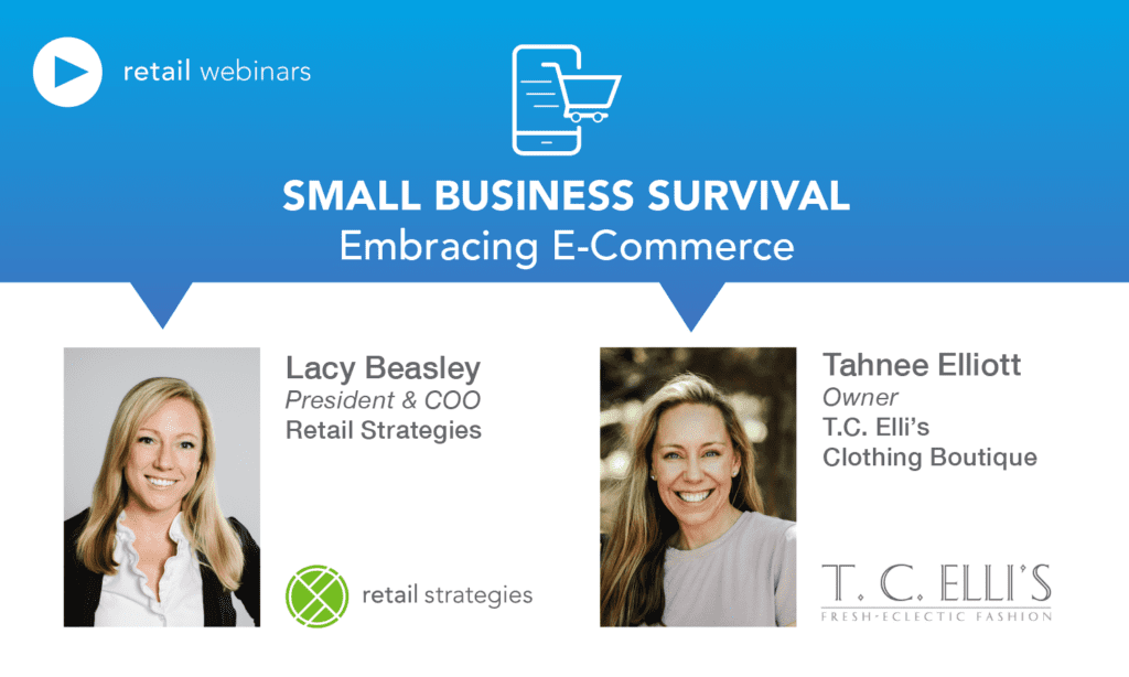 retail webinar on small business ecommerce