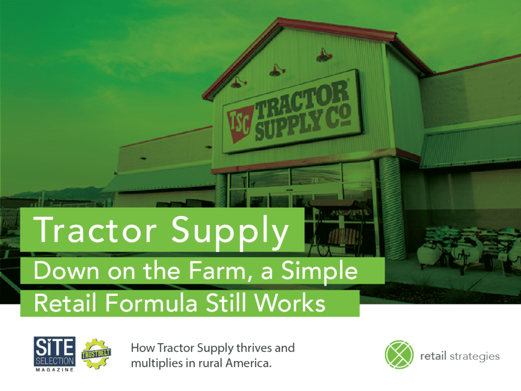 tractor supply article by retail strategies