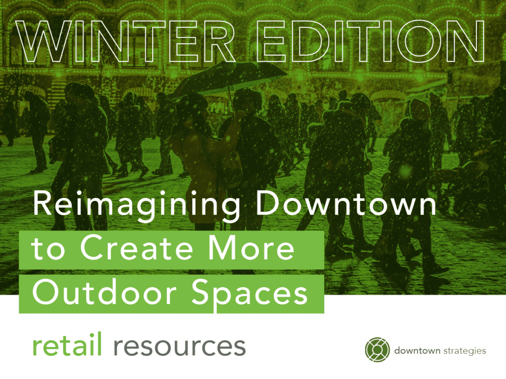 downtown strategies creative outdoor space