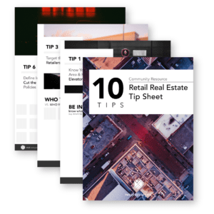 10 tips for retail real estate