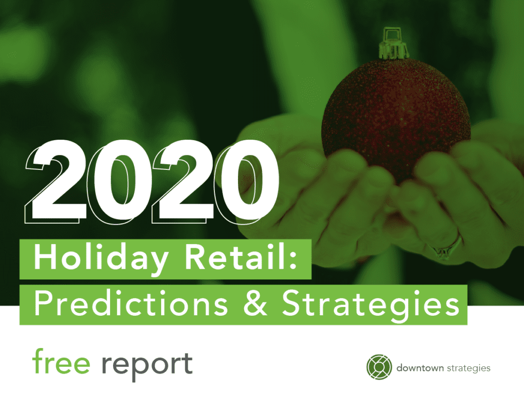 holiday shopping retail projections